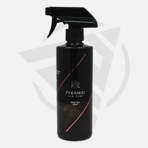 Spray Wax - Pyramid Car Care