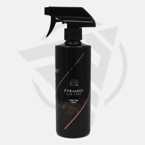 Spray Wax - Pyramid Car Care