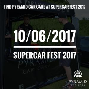 Find us at Supercar Fest 2017