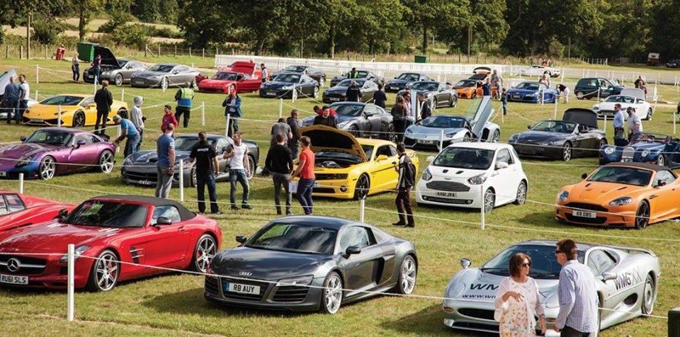 Super Car Fest 2017 Cover Photo