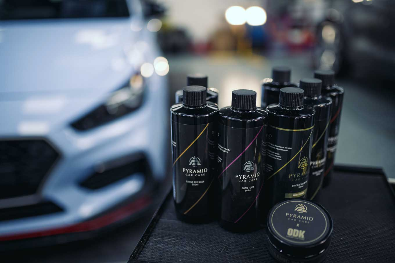 Bundle of Detailing Products