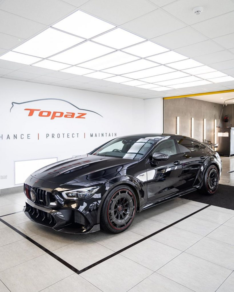 Topaz Detailing - Car Detailing, Ceramic Coating and PPF in London