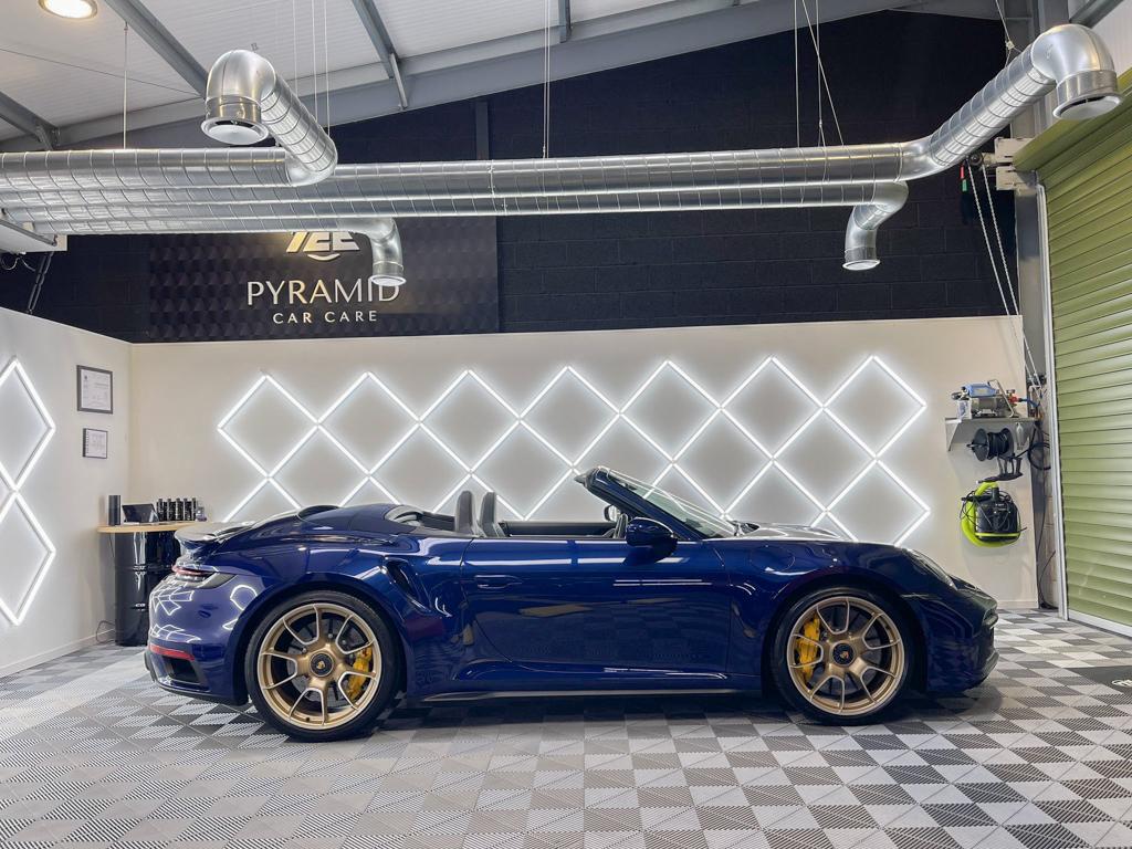 New Car Detailing - Mustang GT 2020 Model